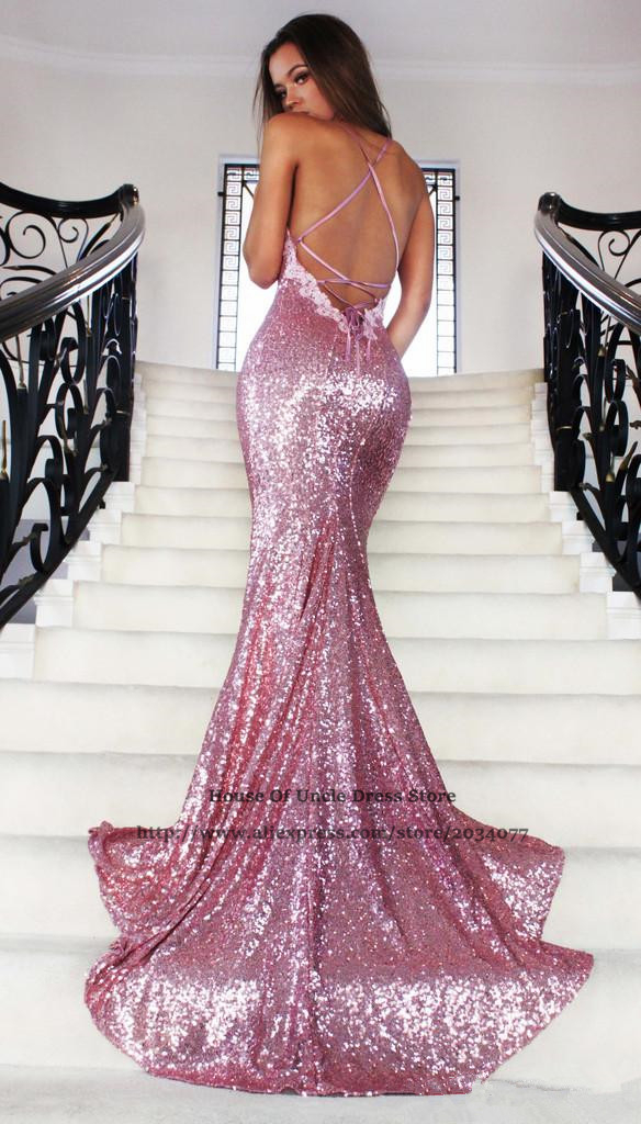 Classy Prom Dresses Sparkly