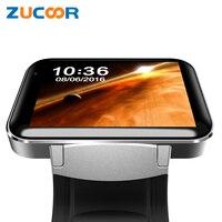 Hommes Femmes Montre Smart Watch GPS Tracker Horloge Smartwatch ZW68 Montre-Bracelet avec 3G Carte SIM Appel Téléphonique Bluetooth Étanche PK M26 GD19
