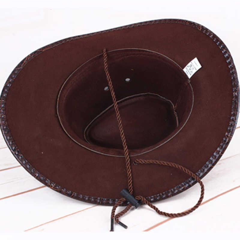 e240be386c0c2 ... Adult Men Red Dead Redemption 2 Cowboy Hat Rockstar Game Arthur Morgan  Cosplay Costume Cap ...