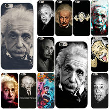 Soft TPU Phone Cases Clear for iPhone X XR XS Max 7 6 6s 8 Plus 4 4S 5 5S SE 5C Coque Bags Mc2 With E Mc Math Albert Einstein(China)