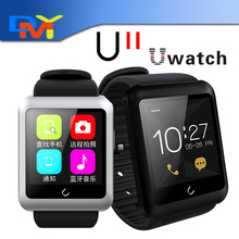 2016 Fashion Smart font b Watch b font U11 Support Sim Card Bluetooth 4 0 Smart