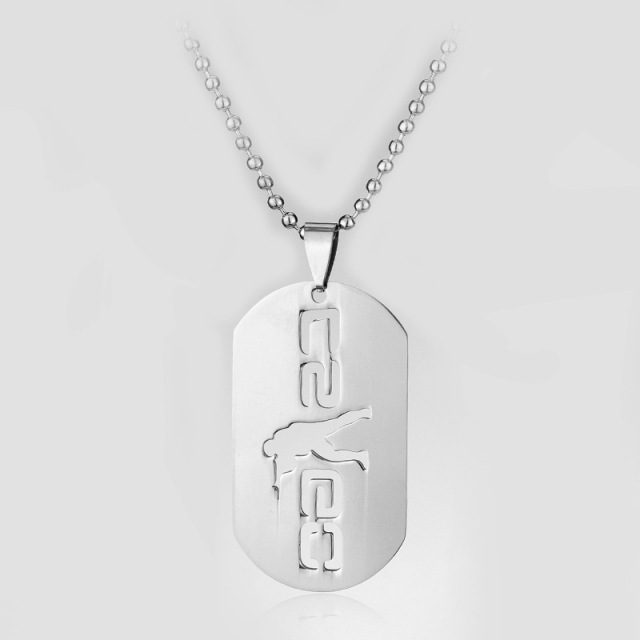 1pc stainless steel cs go necklace counter strike dog tag pendant 1pc stainless steel cs go necklace counter strike dog tag pendant neckless collier jewelry game theme aloadofball