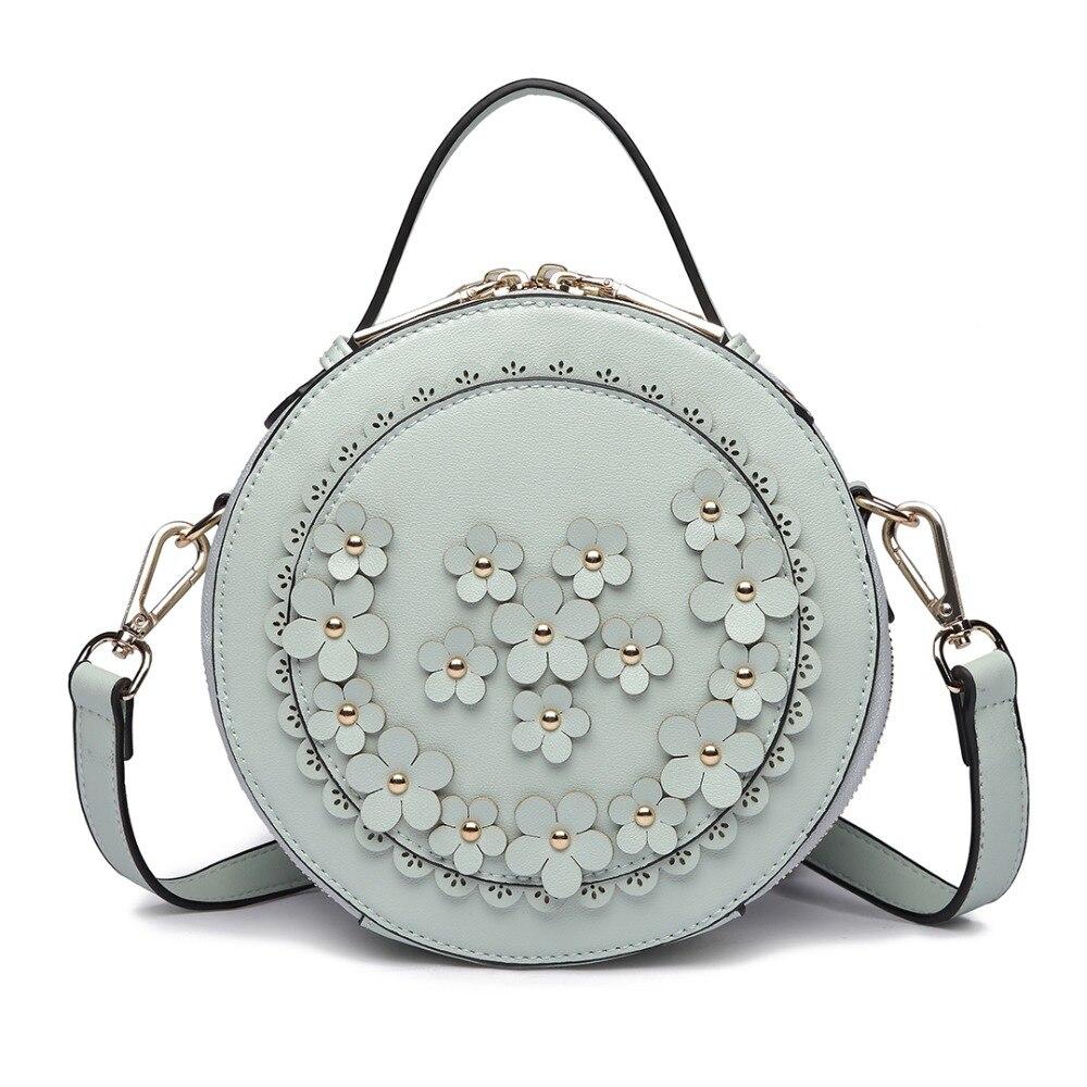 New fashion Miss Lulu Leather Look Cross Body Satchel Bag Messenger bags Cricular bags