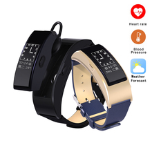 2018 TalkBand S3PLUS Talk Band Bluetooth Headset Bracelet Fitness Wearable Sports Compatible Smart Mobile Phone Device Wristband