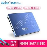 Netac N500S SSD 240 GB 2.5 ''480 GB SSD 120 GB 1 TB Harde Schijf TLC 60 GB Interne solid State Drive 720 GB Laptop Harde Schijf