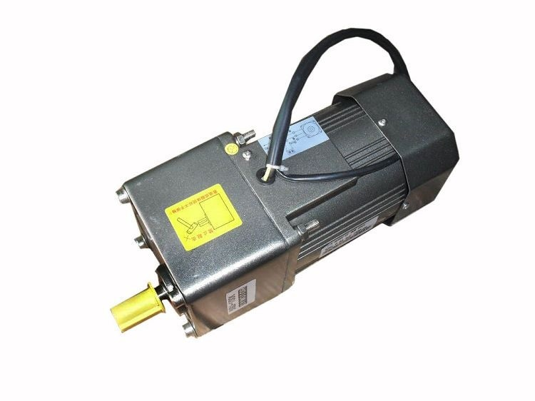 цена на AC 220V 90W Single phase Constant speed motor with gearbox. AC gear motor,