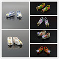 Handmade Doll's Shoes Embroidered Shoes Flat Shoes for Kurhn Doll Dolls Accessories Chinese characteristics Handicrafts