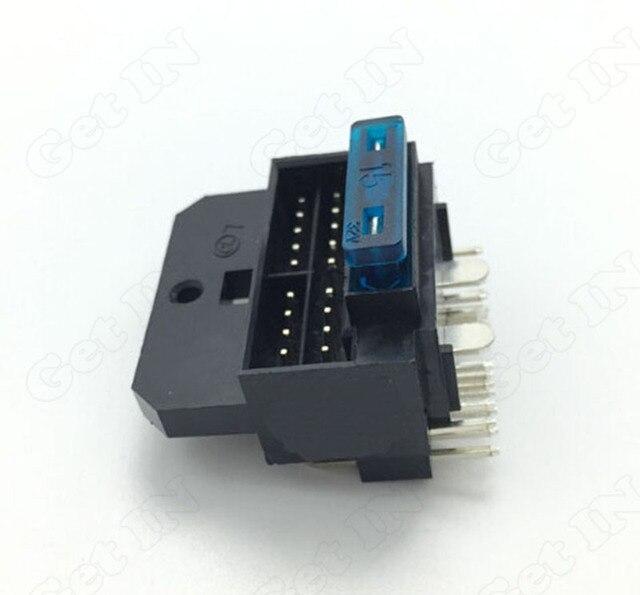 50pcs PCB 20PIN Car Audio Connector Large Current Mini Connectors ...