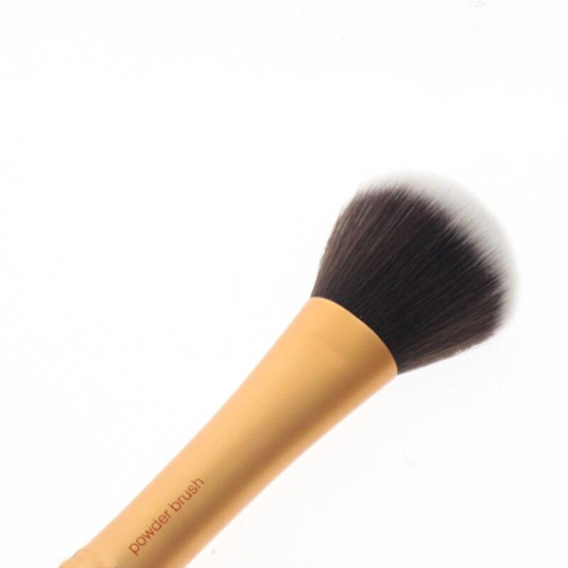 1Pcs 17.5cm*2.4cm Big Large Gold Professional Cheap Face Bea