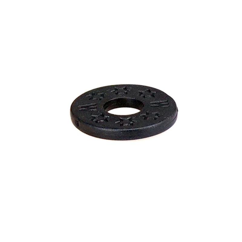 10pcs Strap Locks Rubber Pads Washers For Acoustic Guitar Bass Parts & Accessories