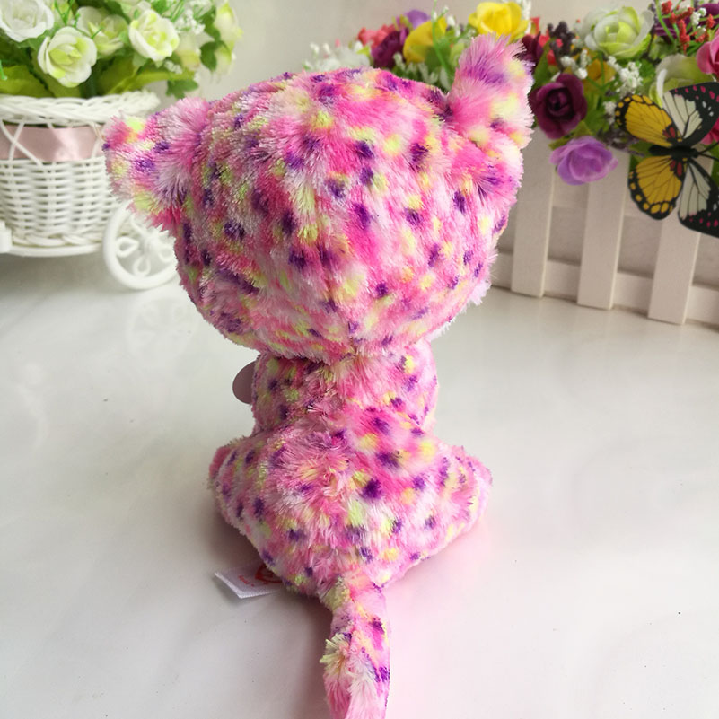 Aliexpress buy in stock original ty beanie boos big eyed aliexpress buy in stock original ty beanie boos big eyed stuffed animal sophie pink cat plush doll kids toy 6 15cm birthday gift from reliable mightylinksfo