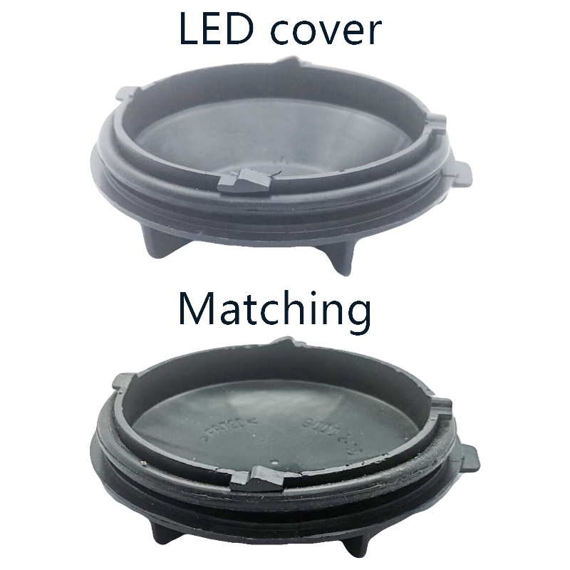 Image 3 - LED dust cover for  Malibu H7 S00012415 Extension Cap for Headlamp-in Car Headlight Bulbs(LED) from Automobiles & Motorcycles