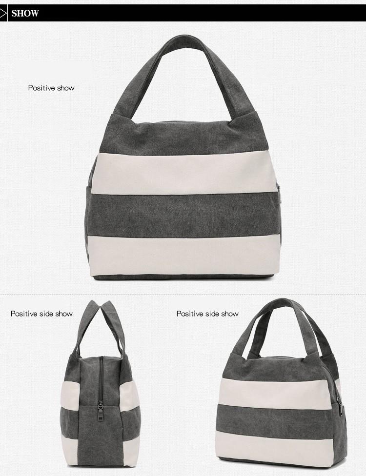 Famous Brand Women Shoulder Bag Casual Canvas Shopping Tote Bags Handbag for Women Beach Totes Shoulder Bag Hobos Bolso Mujer (25)