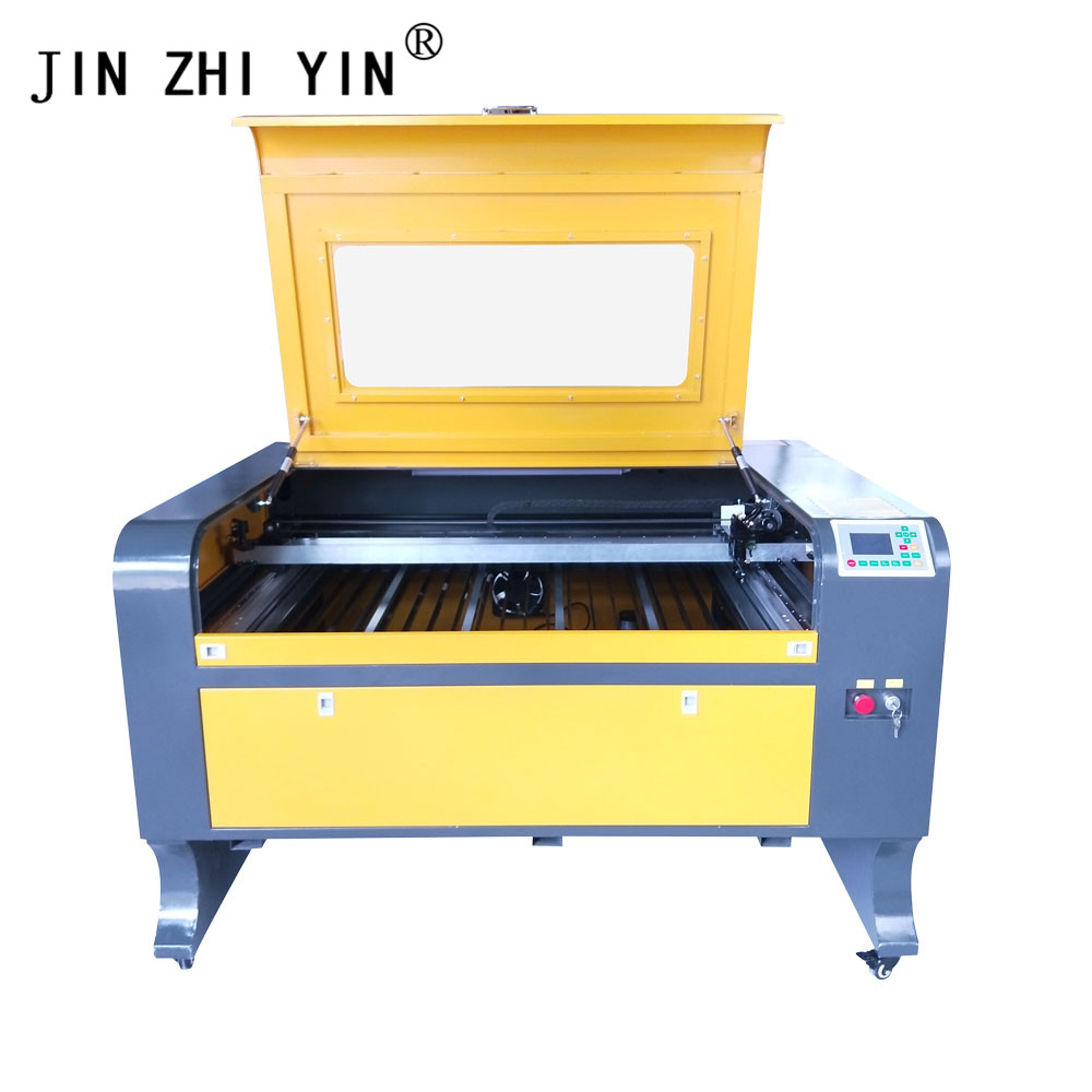 100W Co2 Laser Engraving Cutting Machine Engraving Nonmetal  Laser Engraver 1080 With Ruida 6442s Controller