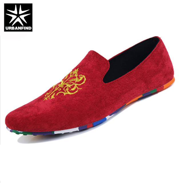 Men's Soft Leather Suede Casual Shoe