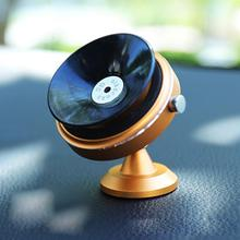 Car Phone Holder Vacuum Suction Cup Vented Mobile Phone Air