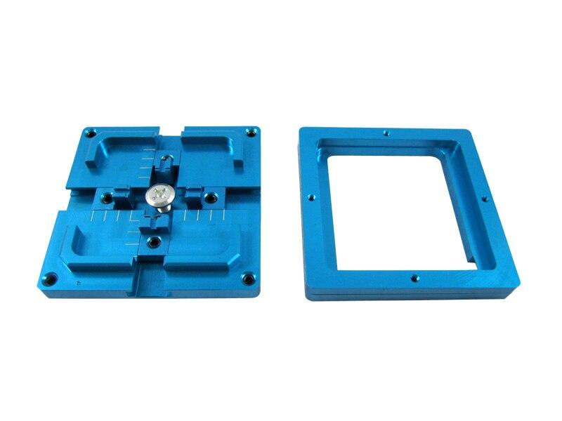 все цены на  80MM bga reballing station,  dual frame blue bga reballing jig  онлайн