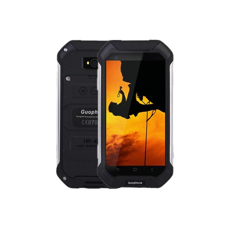 2016 Original 4 5 GuoPhone V19 Android 6 0 MTK6580 Quad Core mobile phone 1GB RAM