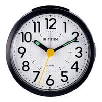Cute Alarm Clock Quartz Movement Alarm Clocks Modern Timer Silent Table Clock Repeating Snooze Night Light for Kids Teens