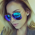 Men Luxury Brand Sunglasses Polarized Aviator Sunglasses Women 2016 Rose Gold Aginst Sunglases Lunette Femme Sun Glasses