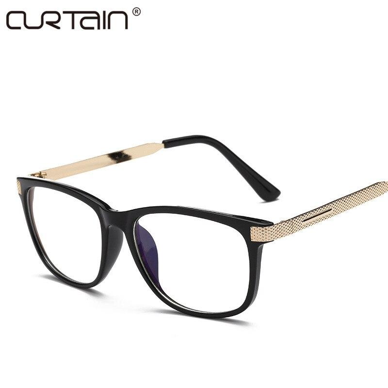 2019 Nové dámské brýle Retro Vintage optické čtení Brýlové brýle Brýle Pánské Ženy Značkový designér Oculos De Grau
