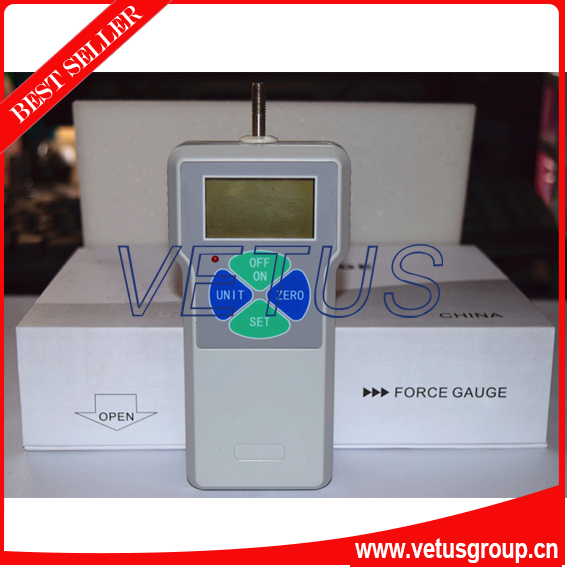 Hot selling SF-20 simple type push pull force gauge china made professional sf 100 digital force gauge