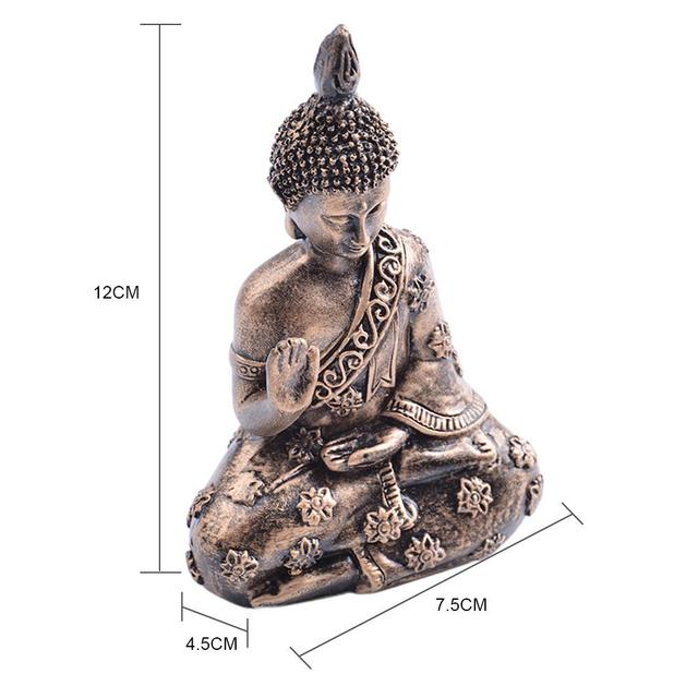 Resin Buddha Statue 1