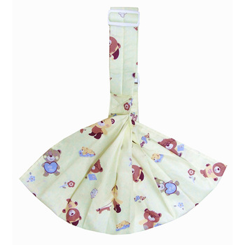 Soft Colorful Baby Carrier Wrap