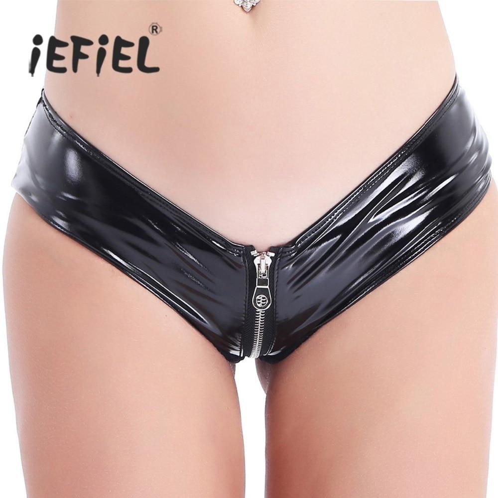 Female Leather Underwear