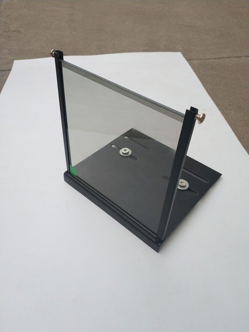 Image 3 - 1 Paris 15*15cm/20*20cm/12*12cm 3D Polarizer filter With Holder  Bracket Holder for Proectors Imax Cinemas Projector Filters3D Glasses/  Virtual Reality Glasses