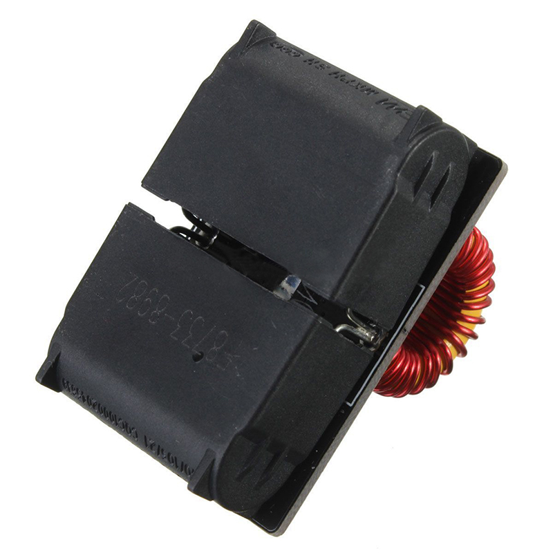 Image 5 - 5v 12v ZVS Induction Heating Power Supply Driver Board Module + Coil-in Power Supplys from Consumer Electronics