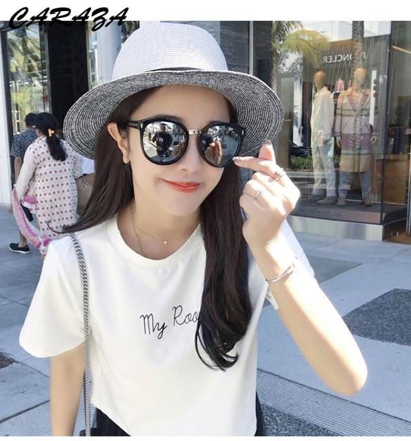 543f9c6775b CARAZA Karen Walker Harvest Arrowhead Polarized Sunglasses Women Retro  Street Fashion Luxury Sunglass Brand Woman UV400 Sunwear