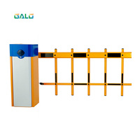 Waterproof Automatic Car Parking Barrier Gate