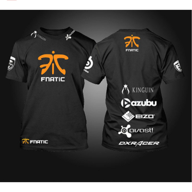 LOL FN Game Team Fnatic...