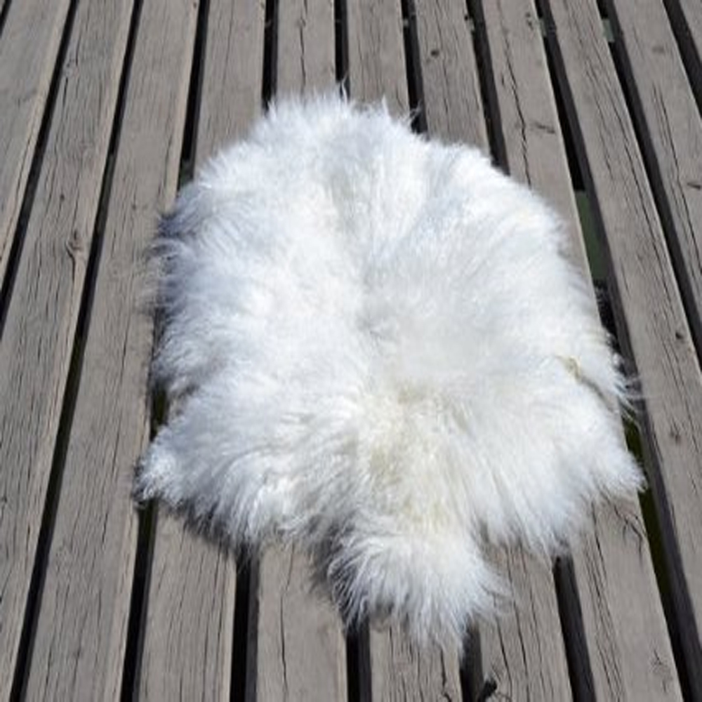 2016 Mongolian Fur Rug For Bedrooms Throw Blanket Tibetan Fur Pelt Rugs And  Carpets For Living Room Blankets For Beds White