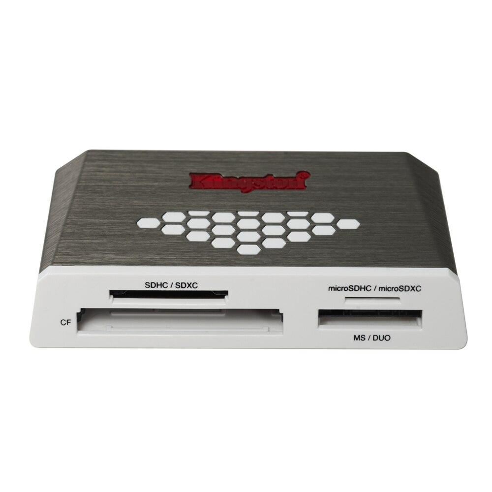 Kingston FCR-HS4 Micro SD lecteur de cartes USB 3.0 Tout-en-un Externe CF TF Microsd lecteur de cartes USB 2.0 Mulfunsctional USB Adaptateur - 2