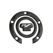 Gas Cap ADESIVI 3D CARBONIO PROTEZIONE per MOTO YZF1000 R1 YZF-R1 M1