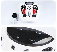 Electric Foot Massager Slimmer Stimulator Acupuncture Health Care Electrical Muscle Stimulation Tens Machine Massage