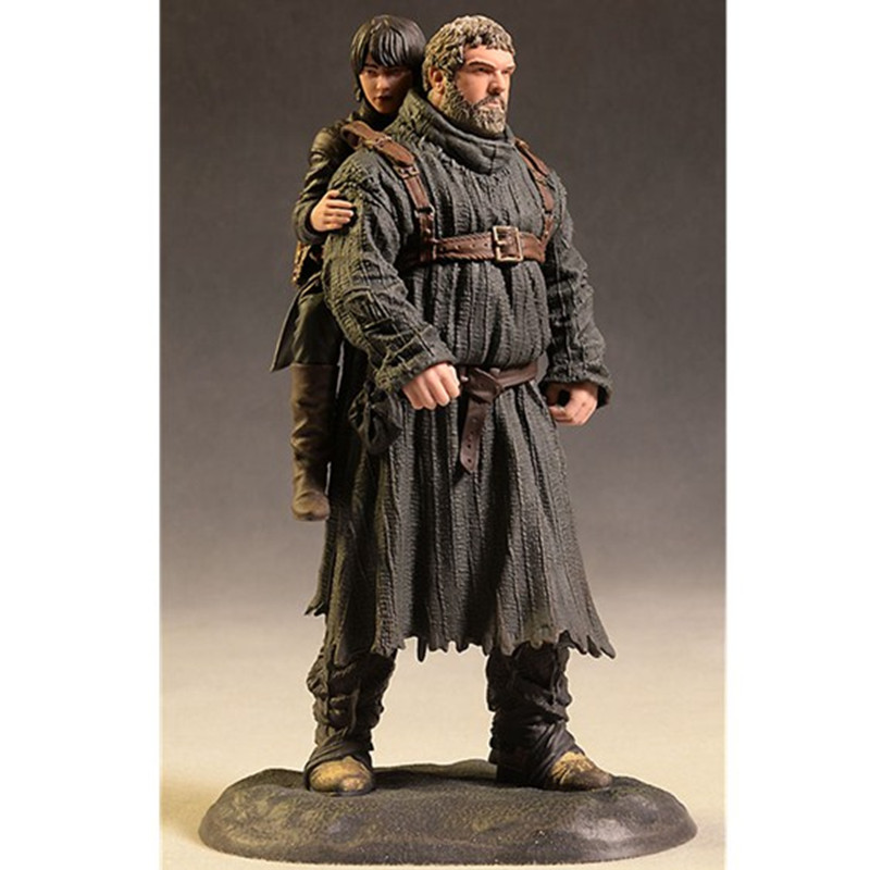 A Song of Ice and Fire Game of Thrones Hadol Blain Big One PVC Action Figure Collectible Model Toy L784 game of thrones a song of ice and fire 1 1 resin shield bar decoration cosplay props action figure collectible model toy w290