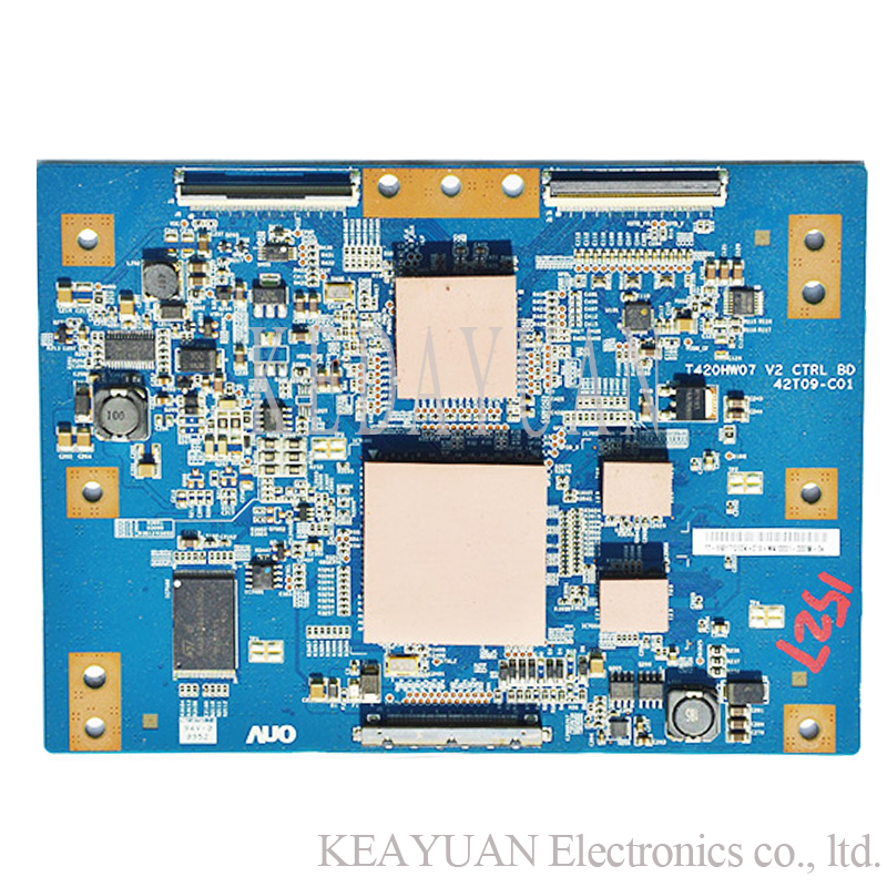 Circuits Main Board Power Board Circuit Logic Board Constant Current Board Led 42760x Motherboard Juc7.820.00042452 Screen T420hw07 Consumer Electronics
