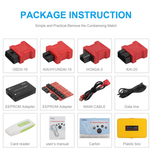Image 5 - XTOOL X100 Pro Professional Auto Key Programmer and Mileage adjustment Odomete Work for most of car models free shipping