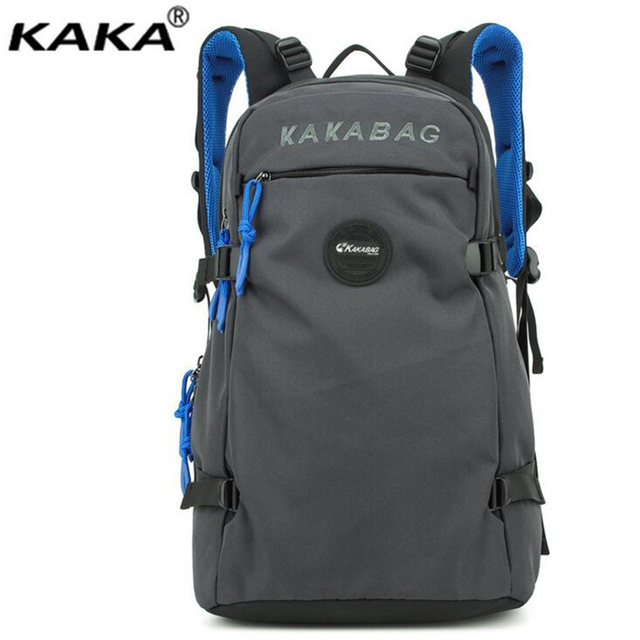 KAKA New Business Men's Backpacks Multi-function School Bags For Teenagers High-quality Laptop Travel Backpacks Mochila X819