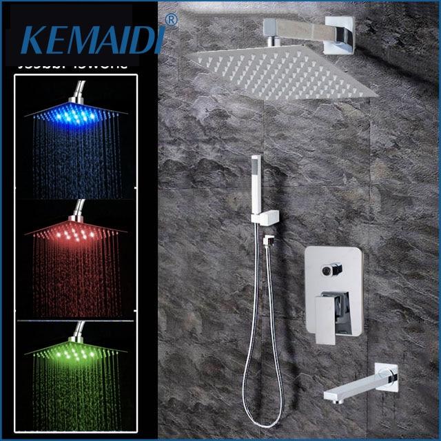KEMAIDI Bathroom Wall Mounted 8