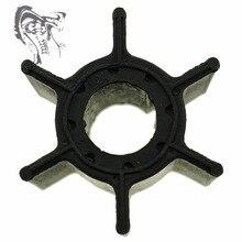 Новый водяной насос Рабочее колесо для Yamaha (9.9/15HP) 682-44352-01 18-3074 9-45605