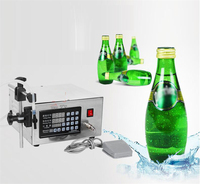 New KC 280 Electric CNC Semi Automatic Precision Liquid Filling Machine Corrosion NC