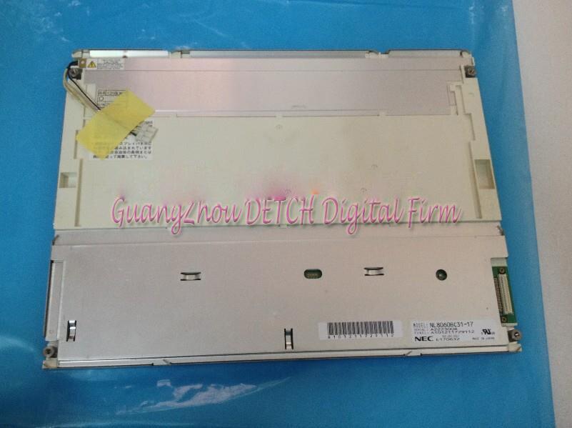 Industrial display LCD screenOriginal authentic 12.1 inch NL8060BC31-18E