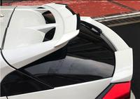 ABS PRIMER CAR REAR WING TRUNK SPOILER FOR Toyota C HR CHR 2017 2018 2019 ROWEN STYLE