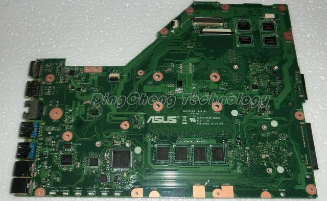 Asus X55VD Chipset Drivers for Windows Mac