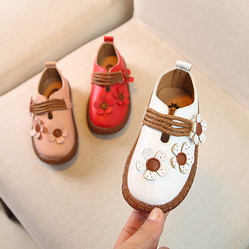 Toddler Infant Kids Baby Girls Soft Floral Single Infant Princess Shoes Flat Sandals Baby Boy Shoes mai019322