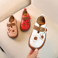 Toddler Infant Kids Baby Girls Soft Floral Single Infant Princess Shoes Flat Sandals Baby Boy Shoes mai019322